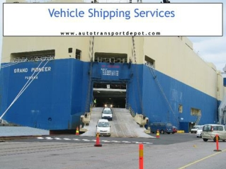 AutoTransportDepot.com - How Much Will it Cost Me to Ship My