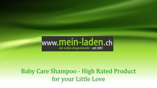 Baby Care Shampoo - High Rated Product for your Little Love