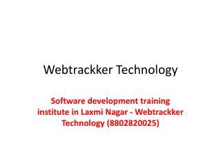 Webtrackker Laxmi nagar