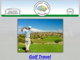 Discount Golf Packages