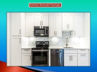 Kitchen Remodel Package