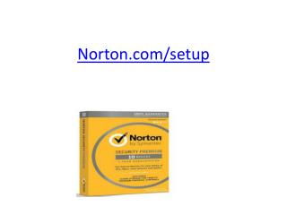 norton.com/setup - Norton Setup Download , Install and Activate Quickly