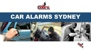 Cobra Australasia Private Limited: A Comprehensive Auto Security System For You