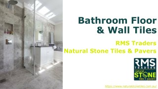 All You Need To Know About Bathroom Tiles Melbourne