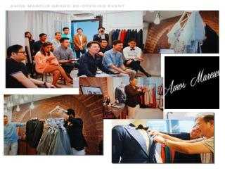 Suit Tailor and Stitching of Men's Suits in Singapore