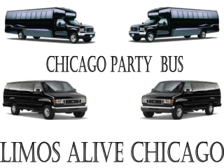 Chicago Party Bus