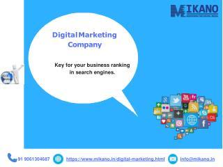 Digital Marketing Company