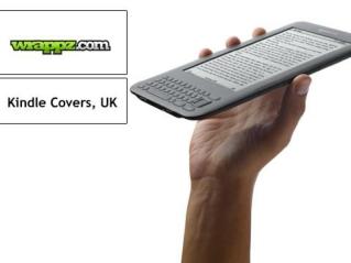 Get Your Favorite Kindle case at wrappz.com