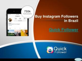 Buy Instagram Followers in Brazil