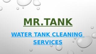 Water Tank Cleaning in Pratap Vihar