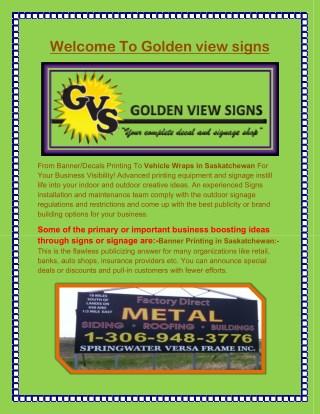 LED Signs Saskatchewan, Backlit Sign Service Canada - www.gvsigns.ca