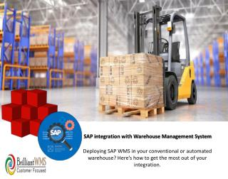 warehouse management system software