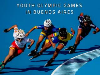 Youth Olympic Games in Buenos Aires 2018