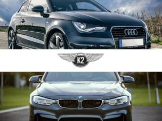 Why are Audis and BMWs so popular? | Most popular cars in the UK - Prestige car hire