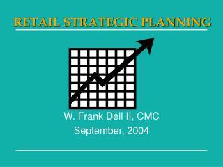 RETAIL STRATEGIC PLANNING