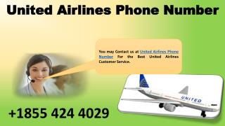 Get Details About United Airlines Via Its Booking Number