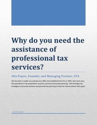 Professional Tax Services - bulltaxaccountants.com