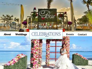 A Leading Wedding & Event Planner Company In The Caribbean