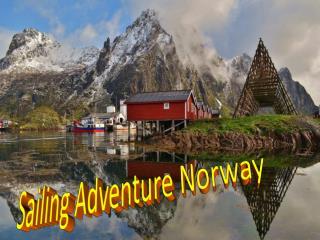 Sailing Adventure Norway