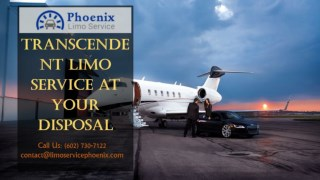 Transcendent Limo Service at your disposal-6027307122
