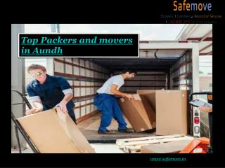 Top Packers and Movers In Aundh
