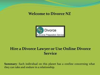 low cost divorce, divorce Auckland, online divorce application