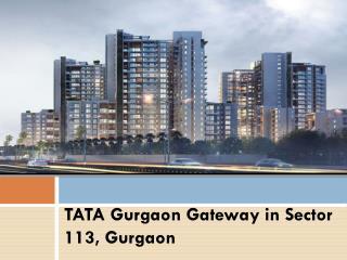 TATA Gurgaon Gateway in Sector 113, Gurgaon