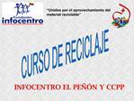 CURSO DE RECICLAJE
