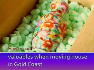 Think about Pre-Packing When Moving Fragile and Delicate Items