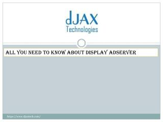 All you need to know about display adserving