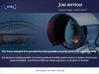Security Sydney