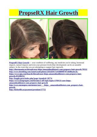 user @>  https://amazonhealthstore.com/propserx-hair-growth/