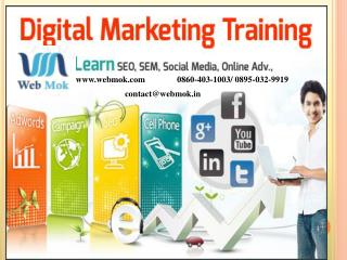 Social Media Marketing Course In delhi