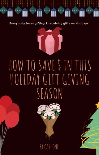 How to Save $ in This Holiday Gift-Giving Season