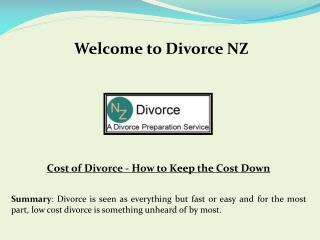 divorce lawyers, Getting a divorce, affordable divorce, low cost divorce