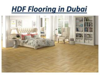 HDF Flooring in Dubai
