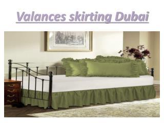 Valances Skirting in Abu Dhabi