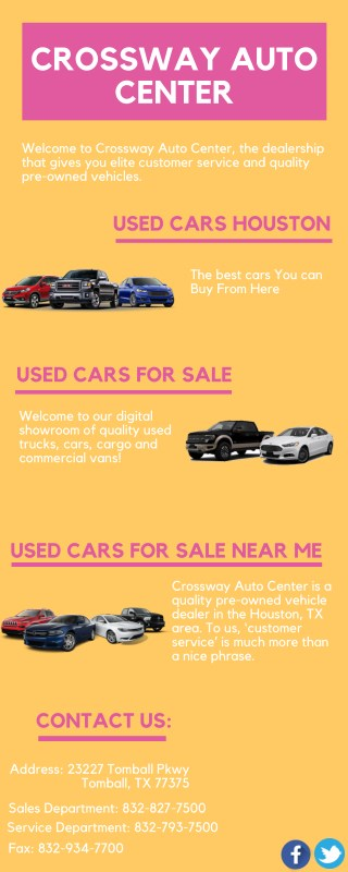 Used Cars For Sale In Houston