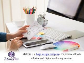 Matebiz India - Looking For a Logo Design Company?