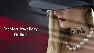 Fashion Jewellery Online, Buy Artificial Jewellery – Estelle