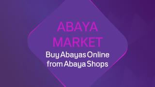 Abaya Marketplace
