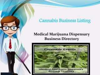 Cannabis Dispensaries - Cannabis Online