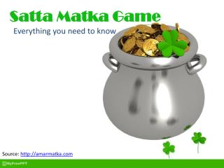 Satta Mata Game: Everything you need to know about