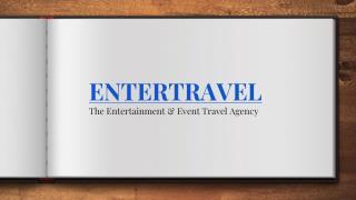 Entert Travel - Event Travel Agency