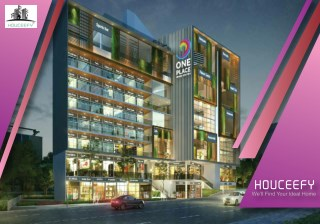 One Place - Commercial Spaces @ #Wanowrie, Pune