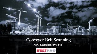 Conveyor Belt Scanning