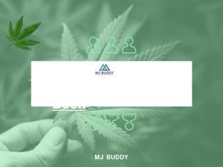 Marijuana Log Book | A special treatment | MJ BUDDY