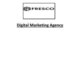 Branding Agency Hong Kong - FRESCO Digital Marketing Agency