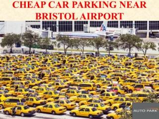 Cheap Car Parking Near Bristol Airport