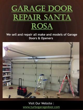 Garage Door Repair Santa Rosa